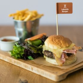 Eat in Peterborough at Lakeside Kitchen and Bar