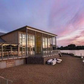 Places to in eat in Peterborough: Lakeside Kitchen & Bar