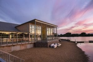 Places to in Eat in Peterborough: Lakeside