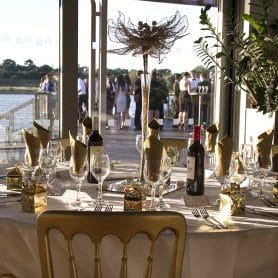 Lakeside Kitchen & Bar is available for Ferry Meadows venue hire
