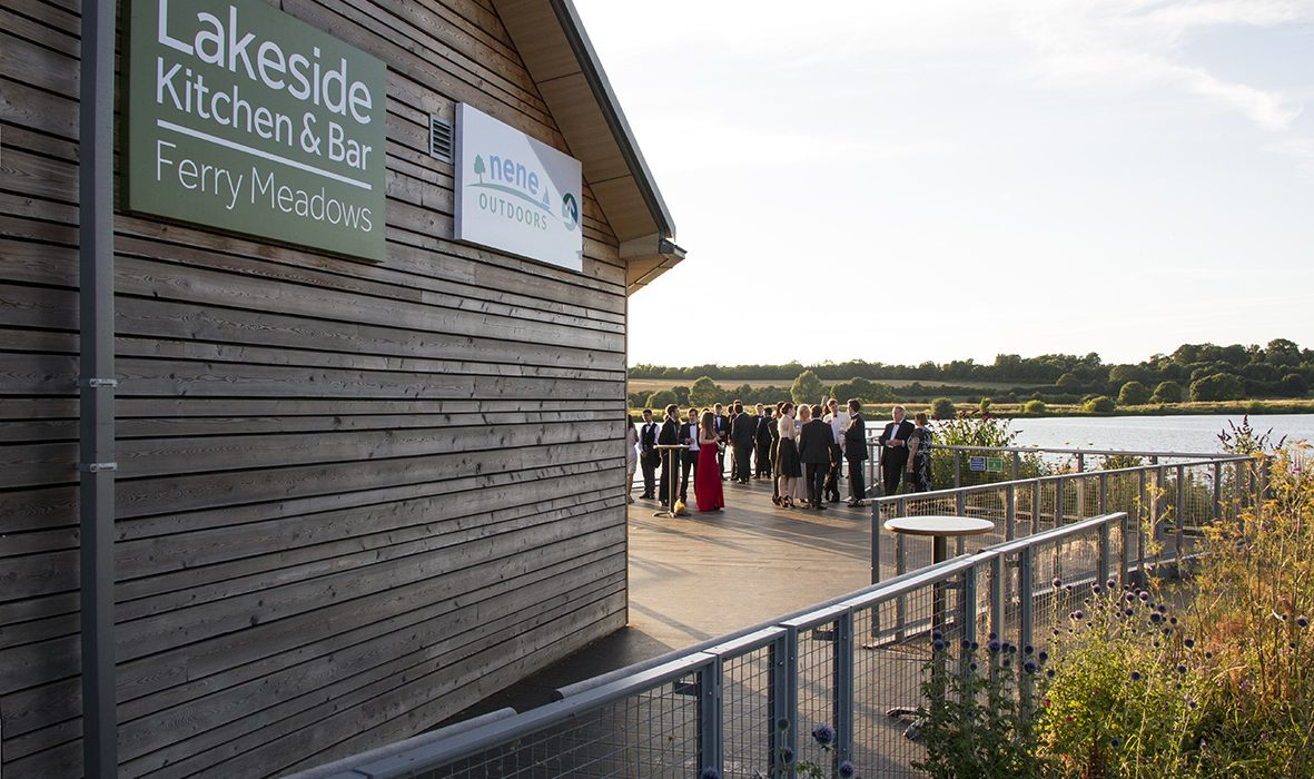 Lakeside Kitchen & Bar is one of the premiere party venues in Peterborough
