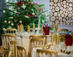 Lakeside Kitchen & Bar is an office Christmas party Peterborough venue